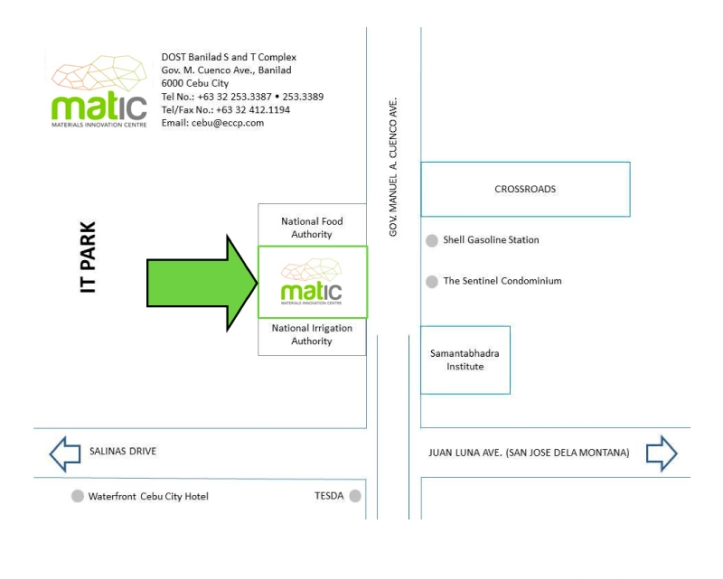 MATIC-Vicinity-Map