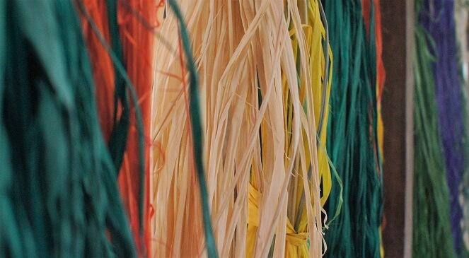 Raffia from Tubigon Loomweavers Multipurpose Cooperative (TLMPC)