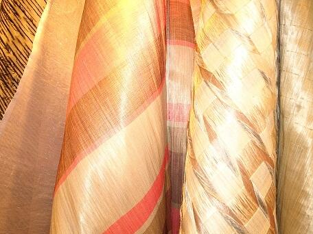 Abaca fabric by Cebu Interlace