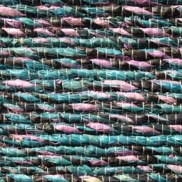Loomwoven Raffia from Tubigon, Bohol