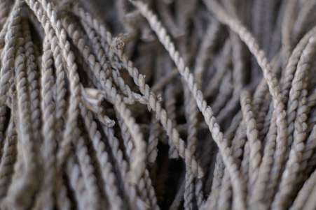 Abaca rope from APY Cane Inc.