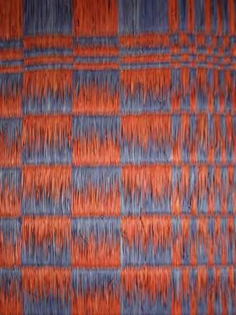 Loomwoven Raffia from Bohol