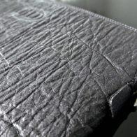 PIÑABOOK Laptop Case by Vegatar using Piñatex™ (Source: www.ananas-anam.com)
