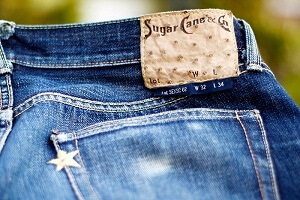 Jeans from Sugar Cane & Co (Source:www.heddels.com)