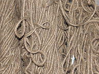 Jute rope (source:https://en.wikipedia.org/wiki/Jute)