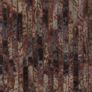 Brick Layered Brown Mussels Lamination