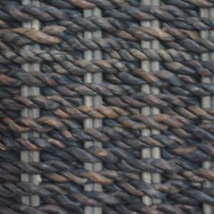 Woven Dark Abaca Rope_Details