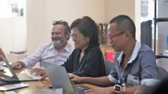 Tech-Driven Solutions focus group discussion held last Oct. 11, 2017 at MATIC.