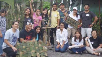 EkoShare Bamboo Workshop